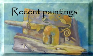 Click for pinterest gallery of recent paintings
