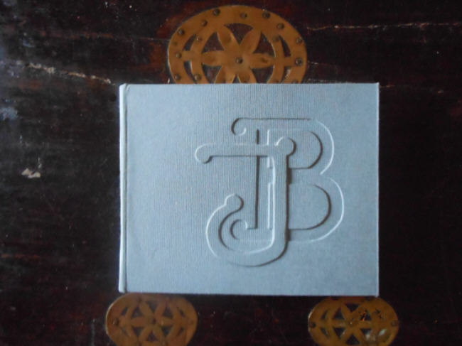 Gorgiano monogrammed sketchbook